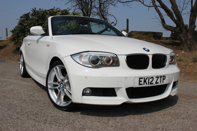 used BMW 125i M Sport in sheffield-south-yorkshire