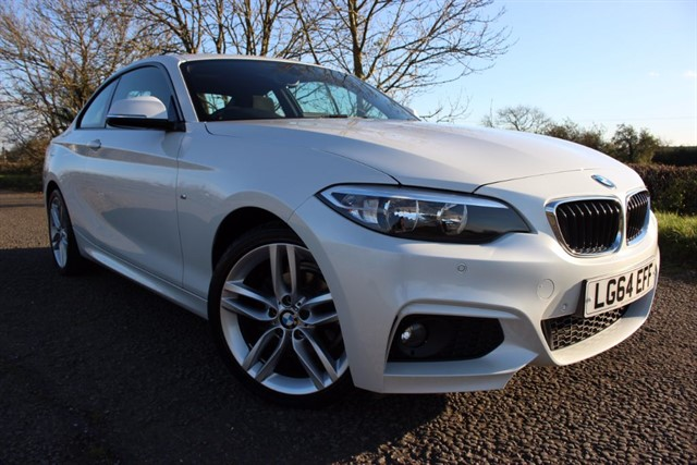 used BMW 218d M Sport in sheffield-south-yorkshire