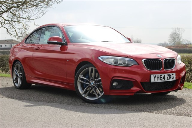 used BMW 225d M Sport in sheffield-south-yorkshire