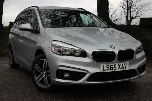 used BMW 218d Sport Gran Tourer Auto in sheffield-south-yorkshire