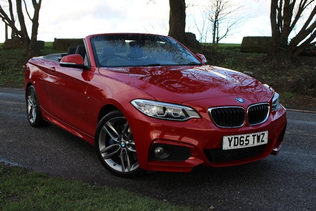 used BMW 220d M Sport in sheffield-south-yorkshire