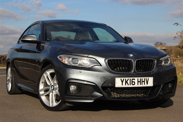 used BMW 220d M Sport Auto in sheffield-south-yorkshire