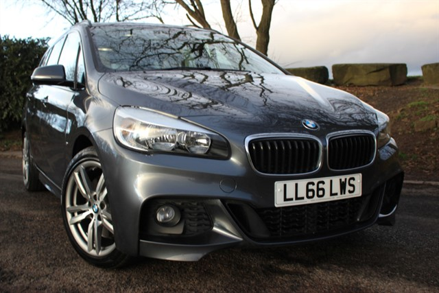 used BMW 220d M Sport Gran Tourer Auto in sheffield-south-yorkshire