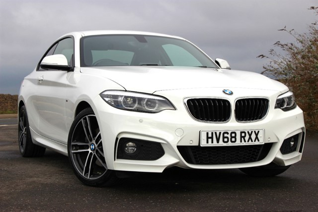 used BMW 220i M Sport Auto in sheffield-south-yorkshire
