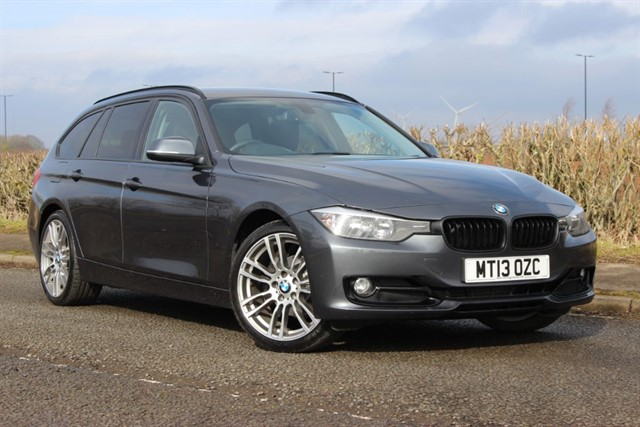 used BMW 318d Sport Touring - Pro Sat Nav in sheffield-south-yorkshire