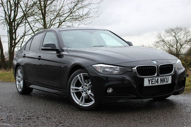used BMW 318d M Sport - Sat Nav in sheffield-south-yorkshire