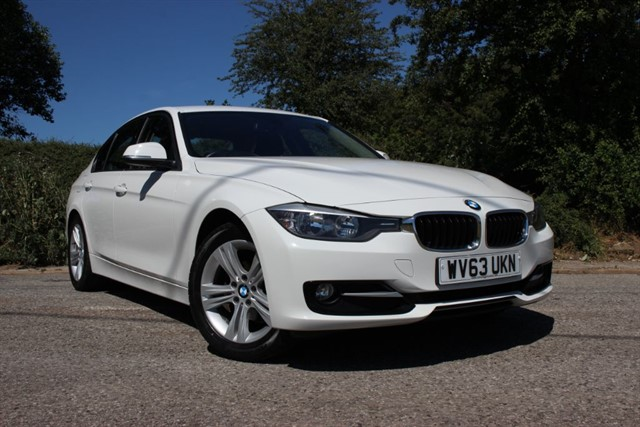 used BMW 318d Sport in sheffield-south-yorkshire