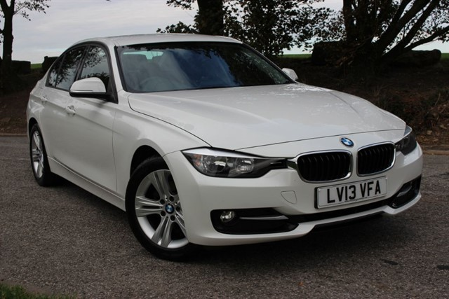 used BMW 318d Sport Auto in sheffield-south-yorkshire