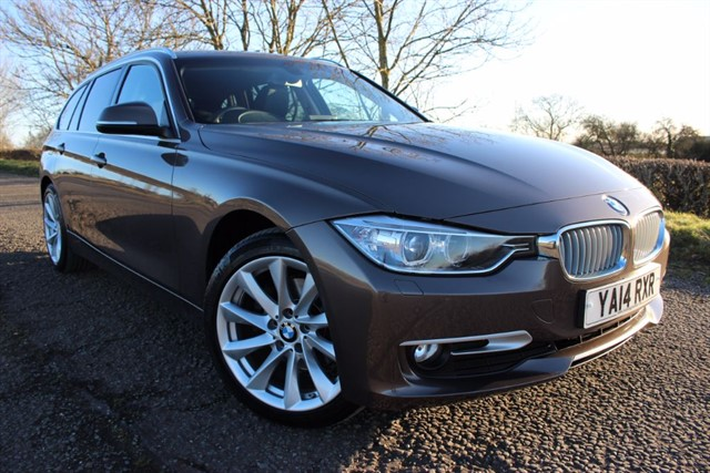 used BMW 320d Modern xDrive Touring in sheffield-south-yorkshire