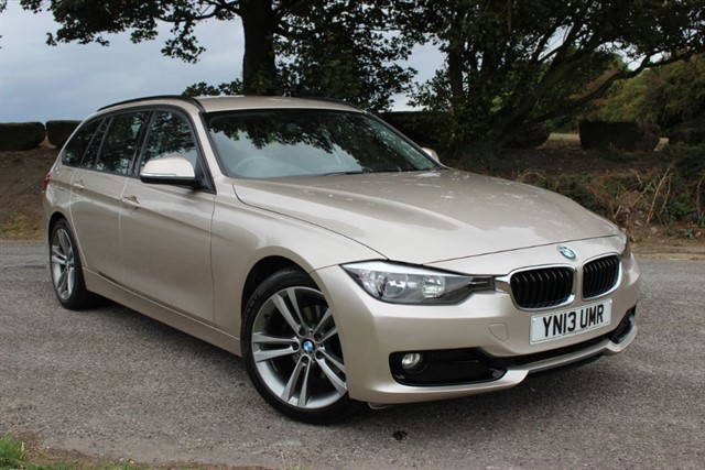 used BMW 320d Sport Touring in sheffield-south-yorkshire