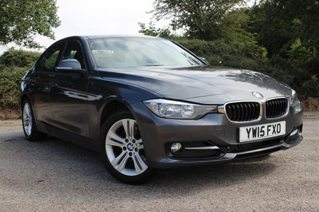 used BMW 320d Sport xDrive in sheffield-south-yorkshire
