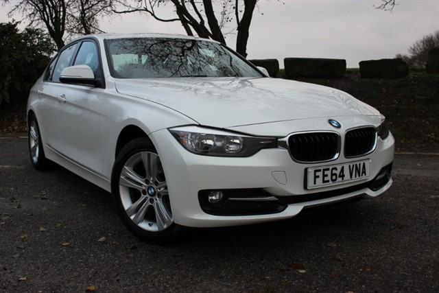 used BMW 320d Sport in sheffield-south-yorkshire