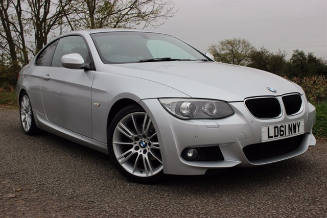 used BMW 320i M SPORT in sheffield-south-yorkshire