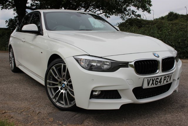 used BMW 325d M Sport in sheffield-south-yorkshire