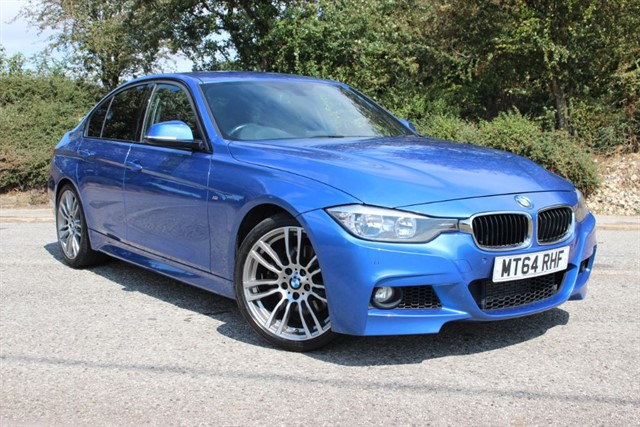 used BMW 330d M Sport in sheffield-south-yorkshire