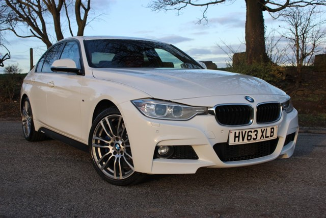 used BMW 330d M Sport xDrive in sheffield-south-yorkshire