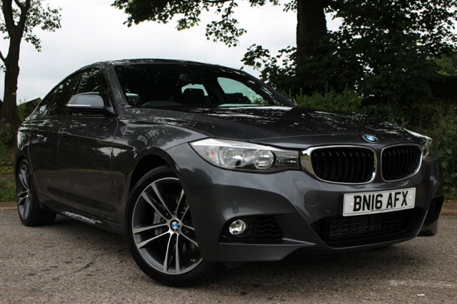used BMW 335d GT M Sport xDrive in sheffield-south-yorkshire