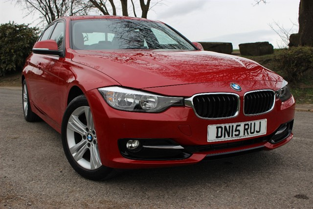 used BMW 316i Sport in sheffield-south-yorkshire