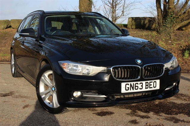 used BMW 318d Sport Touring in sheffield-south-yorkshire
