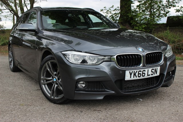 used BMW 318d M Sport Touring Auto in sheffield-south-yorkshire