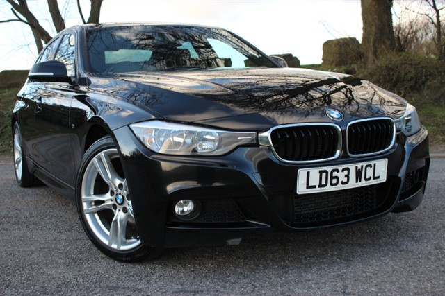 used BMW 318d M Sport Auto in sheffield-south-yorkshire