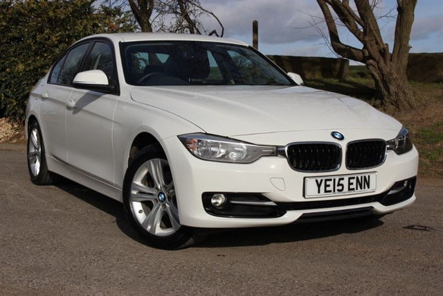 used BMW 318d Sport - Sat Nav in sheffield-south-yorkshire