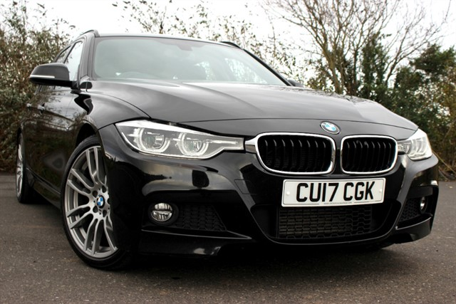 used BMW 320d M Sport Touring Auto in sheffield-south-yorkshire