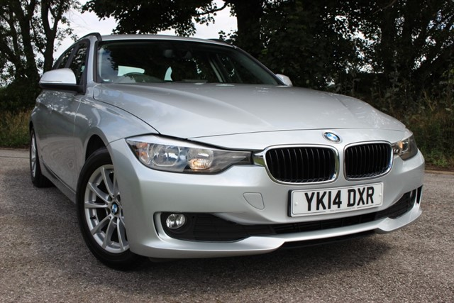used BMW 320d EfficientDynamics Business Touring in sheffield-south-yorkshire