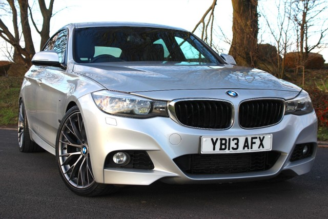 used BMW 320d M Sport Gran Turismo Auto in sheffield-south-yorkshire