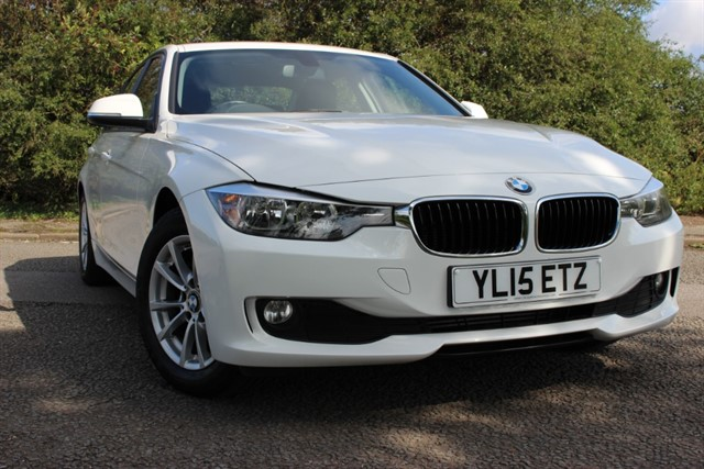 used BMW 320d Business Edition BluePerformance Auto in sheffield-south-yorkshire