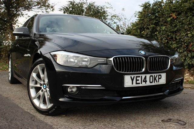 used BMW 320d Luxury in sheffield-south-yorkshire