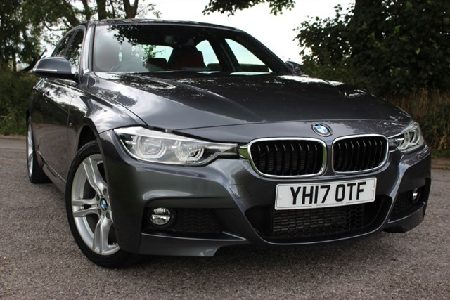 used BMW 320d M Sport xDrive BluePerformance Auto in sheffield-south-yorkshire