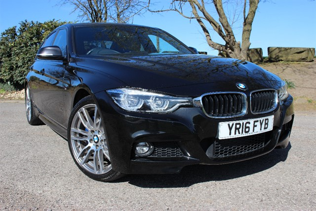 used BMW 320d M Sport BluePerformance Auto in sheffield-south-yorkshire