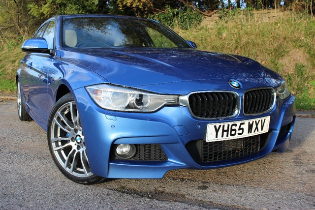 used BMW 320d M Sport BluePerformance Auto - Sat Nav in sheffield-south-yorkshire