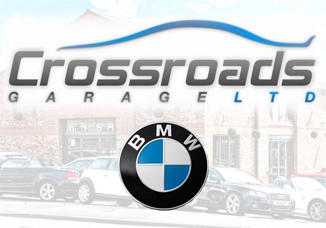 used BMW 320d M Sport in sheffield-south-yorkshire