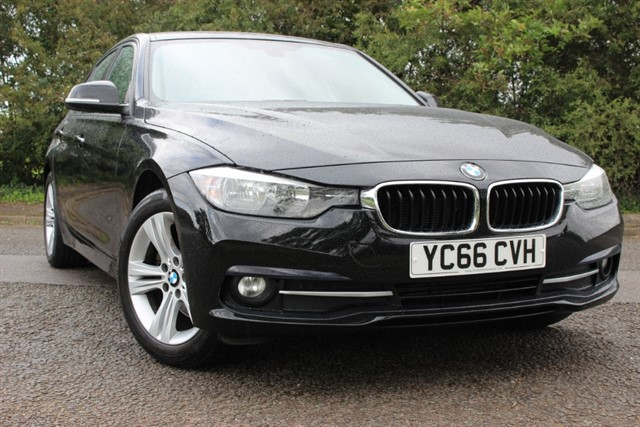 used BMW 320d Sport BluePerformance - Sat Nav in sheffield-south-yorkshire