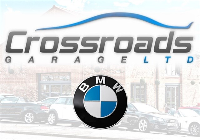 used BMW 320d M Sport Auto in sheffield-south-yorkshire