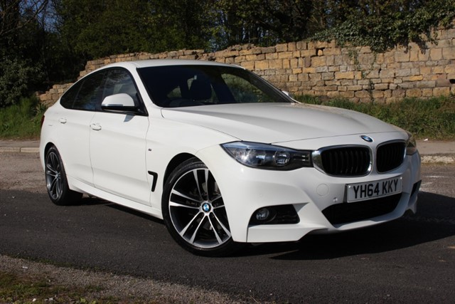 used BMW 328i M Sport Gran Turismo in sheffield-south-yorkshire