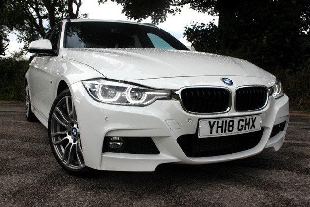 used BMW 330d M Sport Touring Auto in sheffield-south-yorkshire