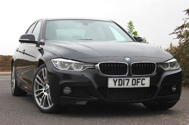 used BMW 330d M Sport Auto in sheffield-south-yorkshire