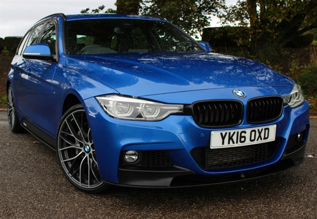 used BMW 335d M Sport xDrive M Performance Touring in sheffield-south-yorkshire