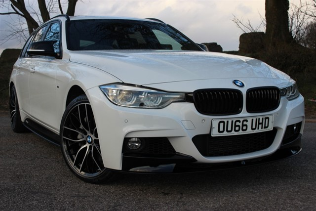 used BMW 335d M Sport xDrive Touring Auto - M Performance in sheffield-south-yorkshire