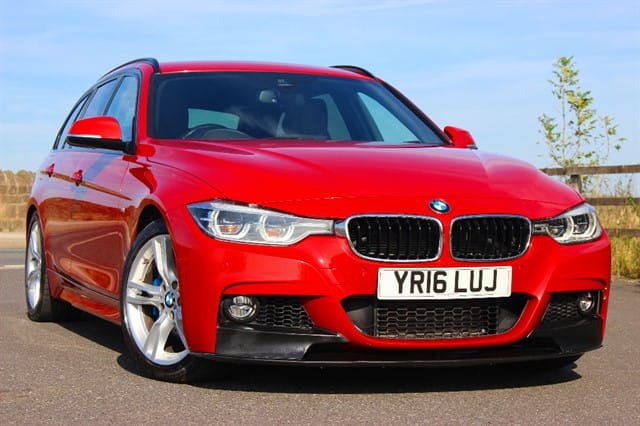 used BMW 335d M Sport xDrive Touring Auto in sheffield-south-yorkshire