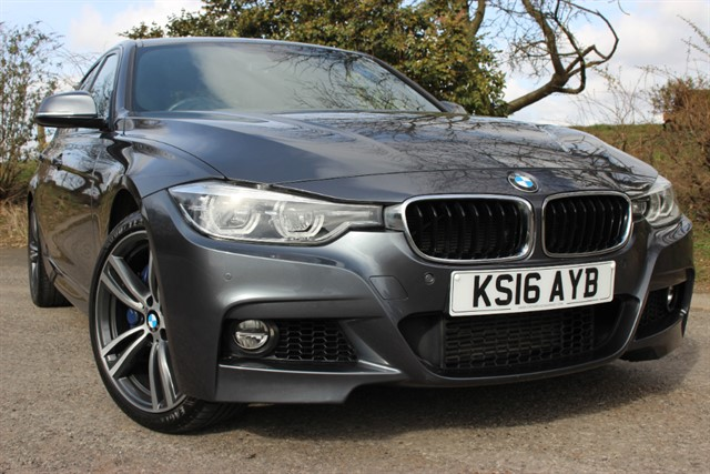 used BMW 335d M Sport xDrive Auto in sheffield-south-yorkshire