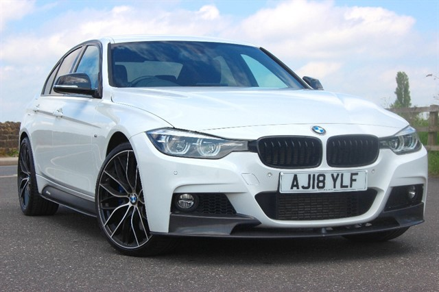 used BMW 335d M Sport Shadow Edition xDrive Auto in sheffield-south-yorkshire