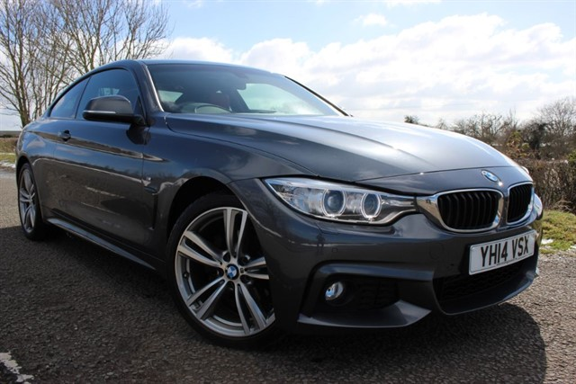 used BMW 420d M Sport xDrive in sheffield-south-yorkshire