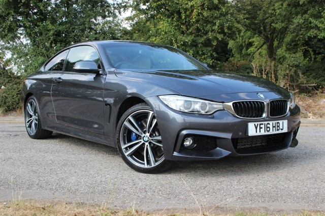 used BMW 430d M Sport xDrive in sheffield-south-yorkshire