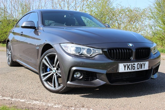 used BMW 435d M Sport xDrive Gran Coupe in sheffield-south-yorkshire