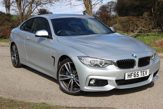 used BMW 420d M Sport in sheffield-south-yorkshire