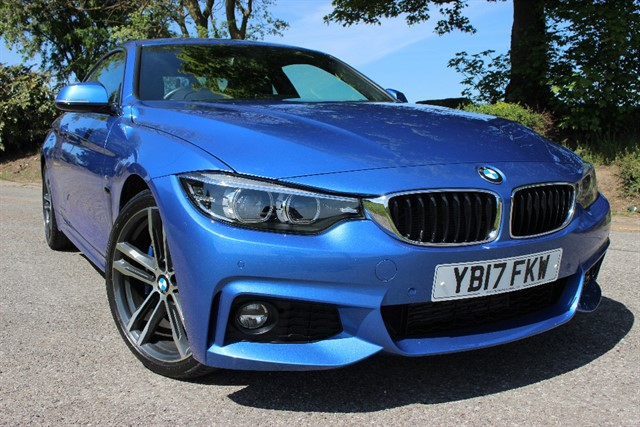 used BMW 420d M Sport Auto in sheffield-south-yorkshire